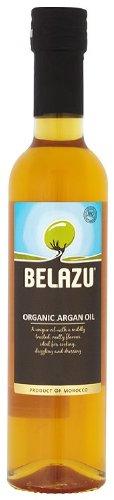 Belazu Organic Argan Oil Bottle 250 ml