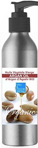 Aceite Puro de Argán Prensado en Frío 100 ml Oro Líquido de Marruecos para el cuidado de tu pelo