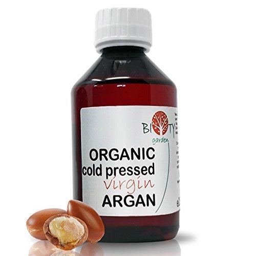 Aceite de Argán 100% puro prensado en Frío (250 ml)