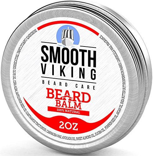 Bálsamo para el cuidado de la barba. Hecha con manteca de Karatina y Aceite de Argán - 57 g aprox.
