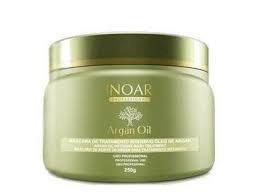 Crema para el cuidar de tu pelo o cabello con base deAceite de Argan 250 INOAR