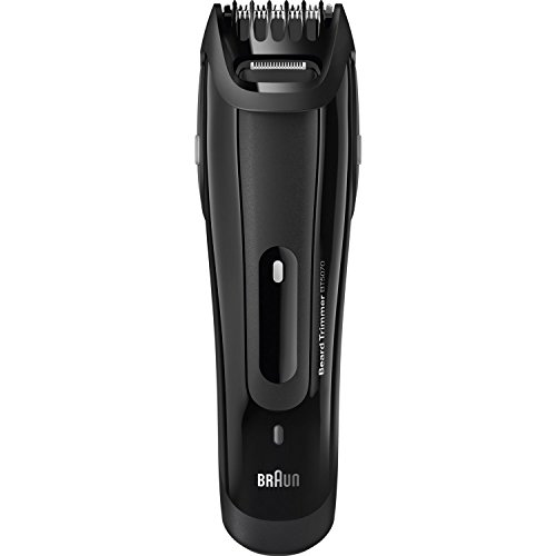 Ideal para recortar la barba, con ajustes de longitud cada 0,5 mm -Braun BT 5070-