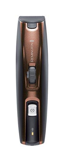 Kit completo inalámbrico para arreglarte la barba, perilla o bigote, con cuchillas revestidas de titanio, cortapatillas extensible, y tres tipos de peine -Remington MB4045 Beard Kit-