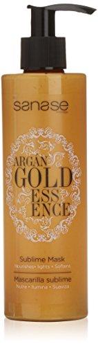 Mascarilla capilar con aceite de argán - 250 ml. Para cuidar de tu pelo