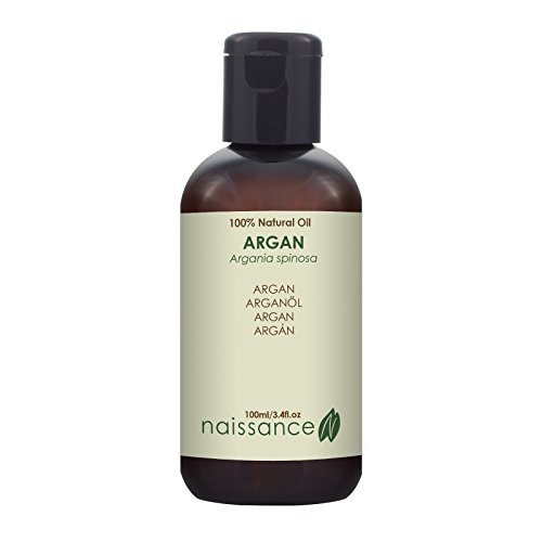 Naissance Argán - Aceite Vegetal 100% Puro - 100ml Para cuidar de tu pelo