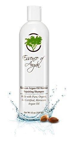 Champú con aceite de argán (Infused con puro aceite de argán marroquí)
