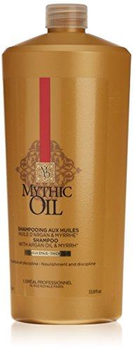 L'Óreal Mythic Oil Champú Aceite de Argán - 1000 ml