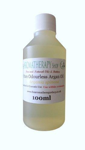 Puro Sin olor Argan Oil 100ml / Excelente para uso cosmético