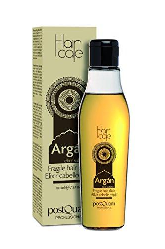 Aceite de Argán Para Cabello Frágil Postquam - 100 ml